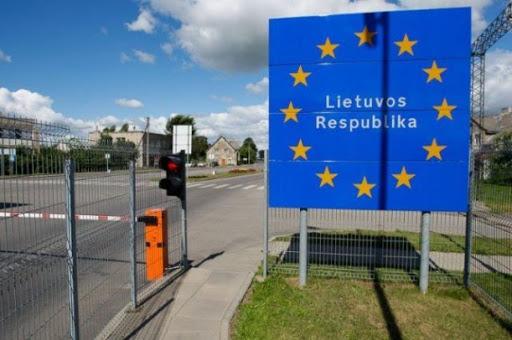 Литовской Республикой продлен срок ограничений при пересечении границы