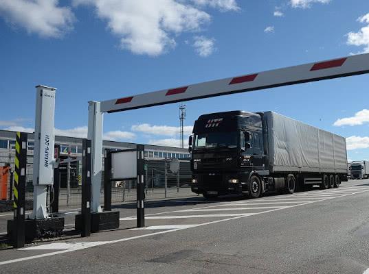 COVID-19 – порядок пропуска водителей грузовых транспортных средств в Великобританию