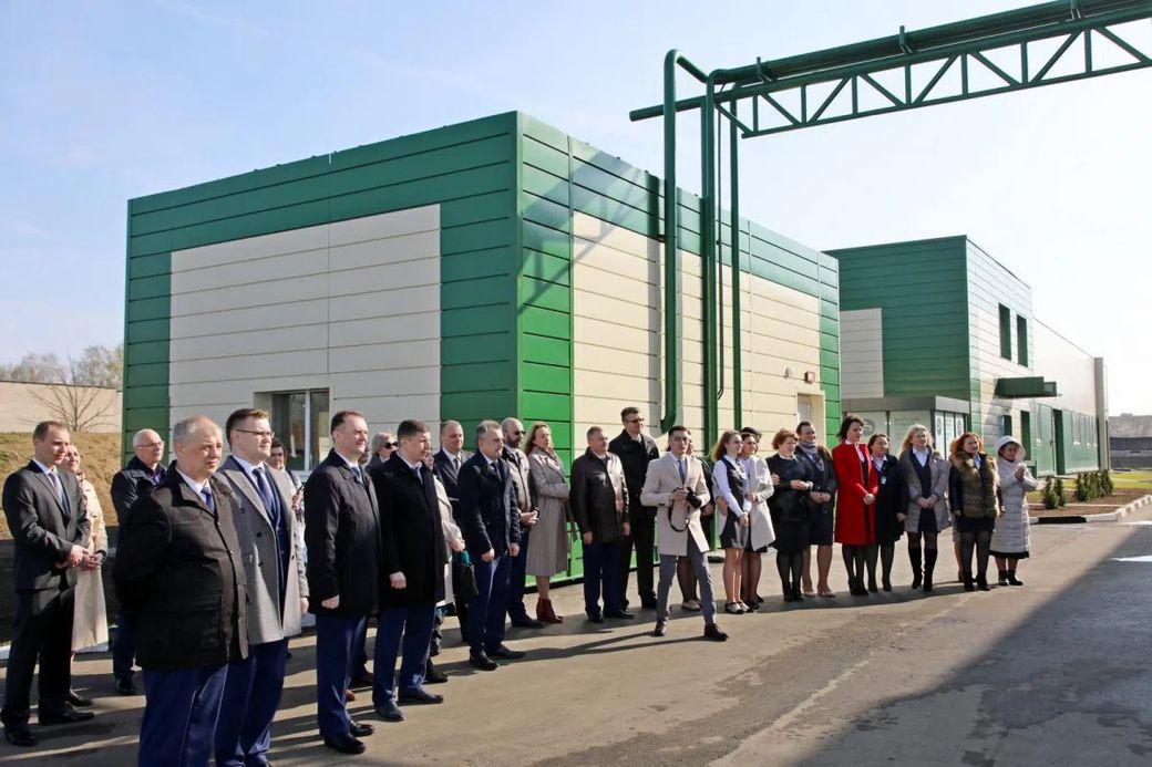 Обновленный транспортно-логистический центр откроется в Бобруйске